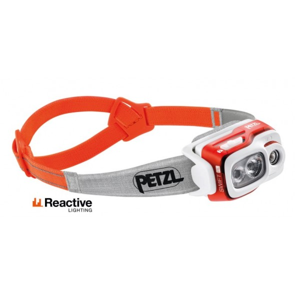 Petzl - Lanterna Swift RL