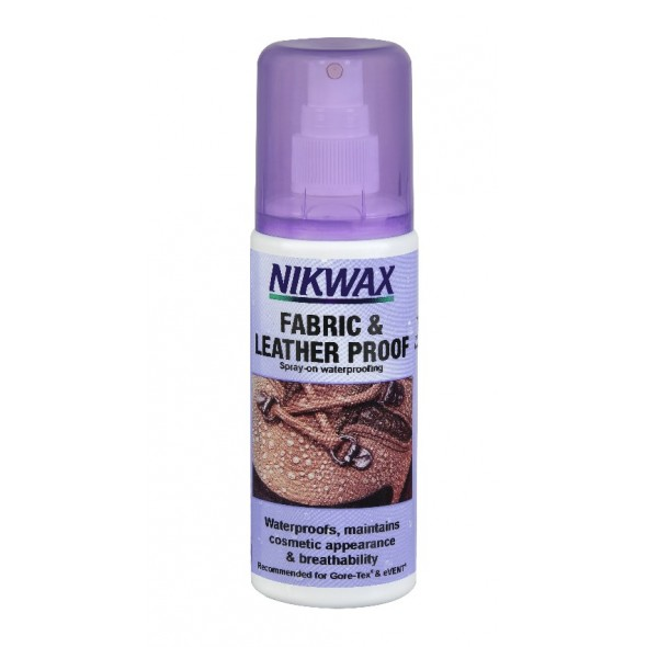 Nikwax - Solutie de impermeabilizat incaltaminte (Fabric Leather Proof)
