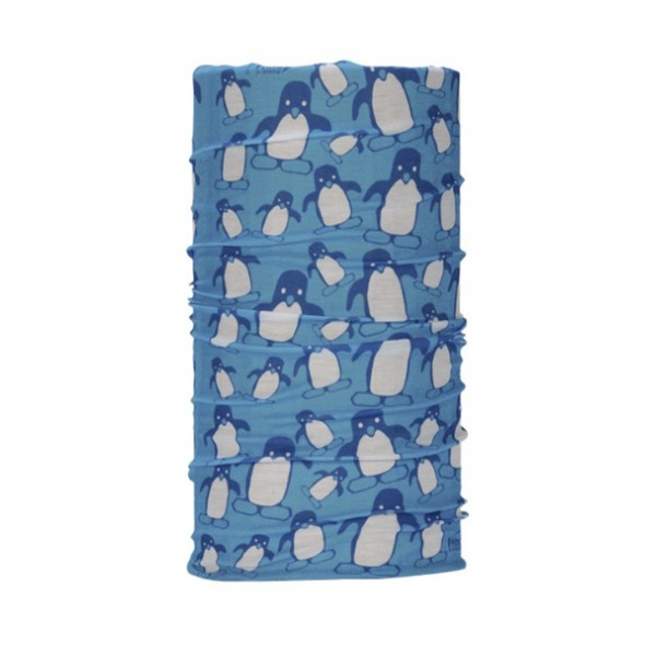 Wind - Bandana Antartica Blue (Copii)