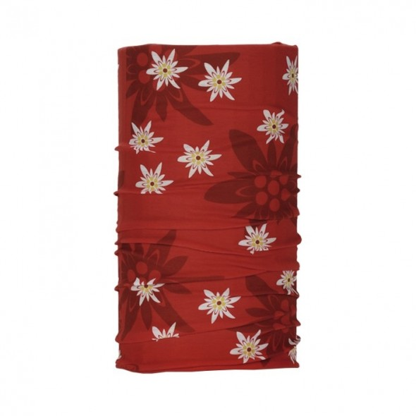 Wind - Bandana Edelweiss Red