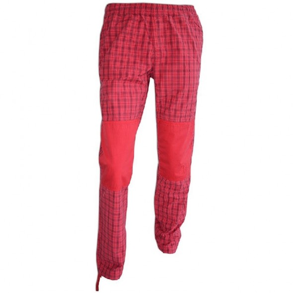 Think Pink - Pantaloni Check Calanque