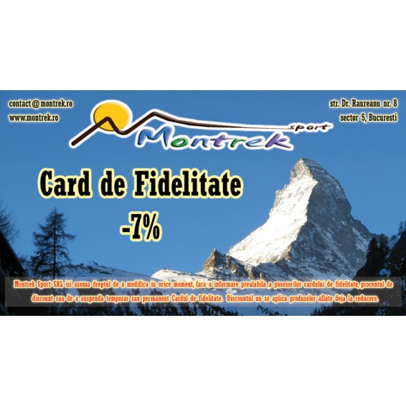 Card de fidelitate -7